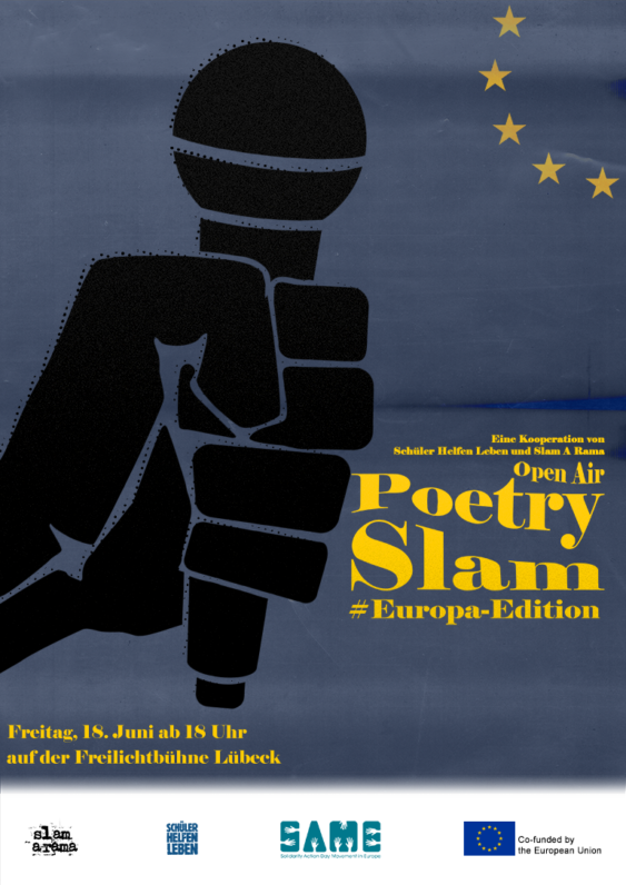 Open Air Poetry Slam #Europa-Edition