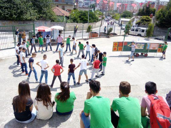 Förderung des sozialen Engagements der Schüler*innen