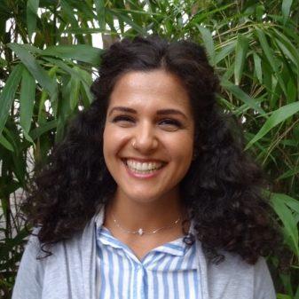 Aylin Koc – Teamleitung Kommunikation und Partnerschaften