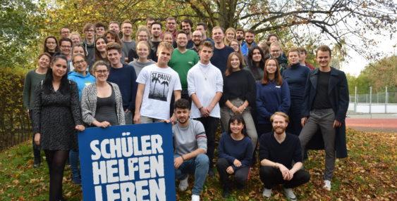 Schüler Helfen Leben-Herbst Forum