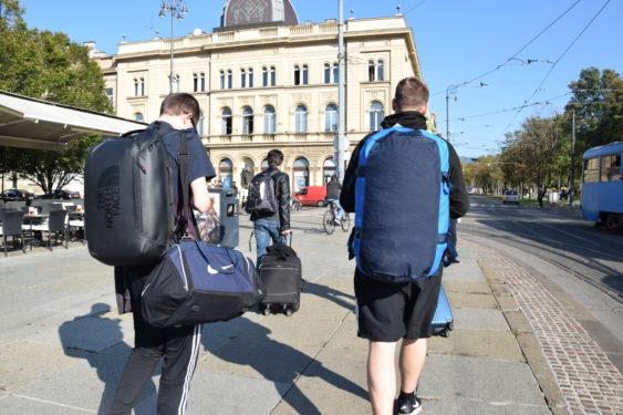 Projektreise durch Südosteuropa