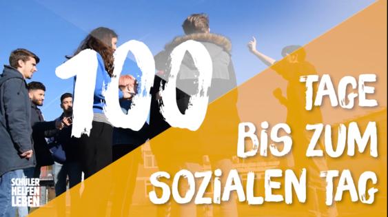 """In 100 Tagen heißt es """"Mach doch"""": Angela Merkel und Franziska Giffey übernehmen die Schirmherrschaft für den Sozialen Tag 2020"""