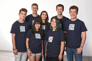 Gruppenfoto FSJ-Team 2019/20