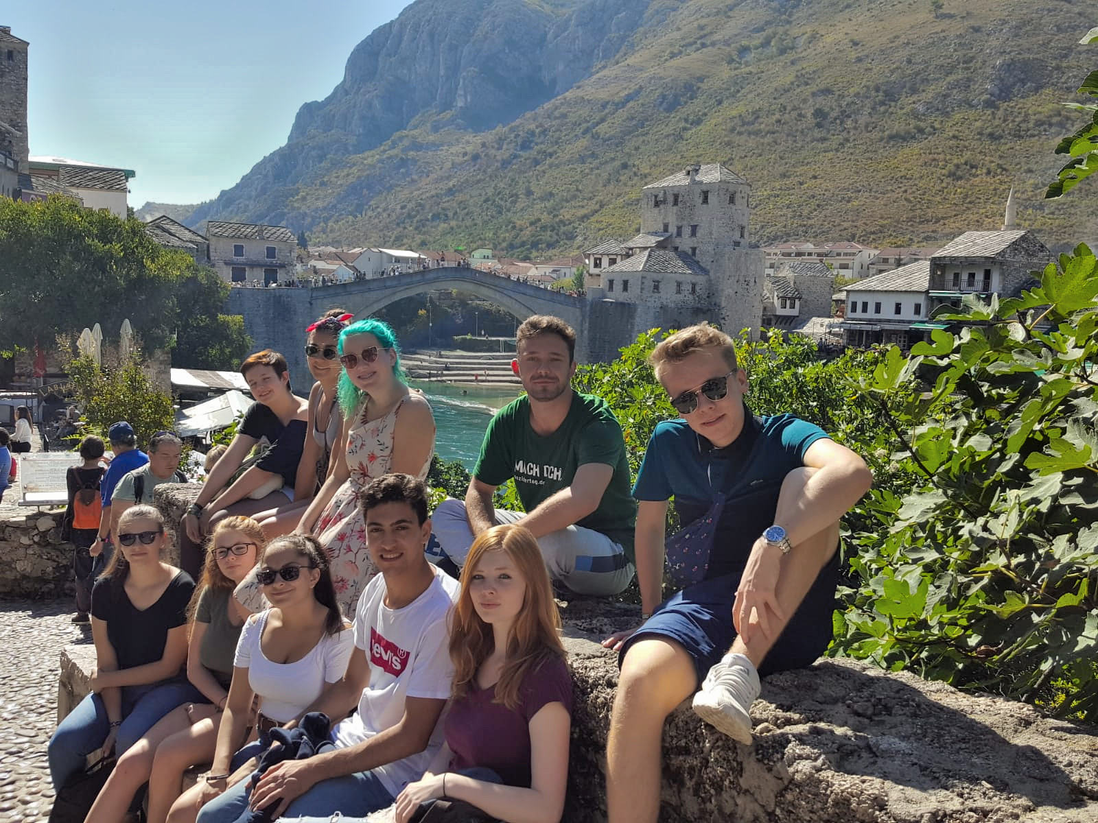 Endlich wieder Reisen: Das nächste Camp von Schüler Helfen Leben