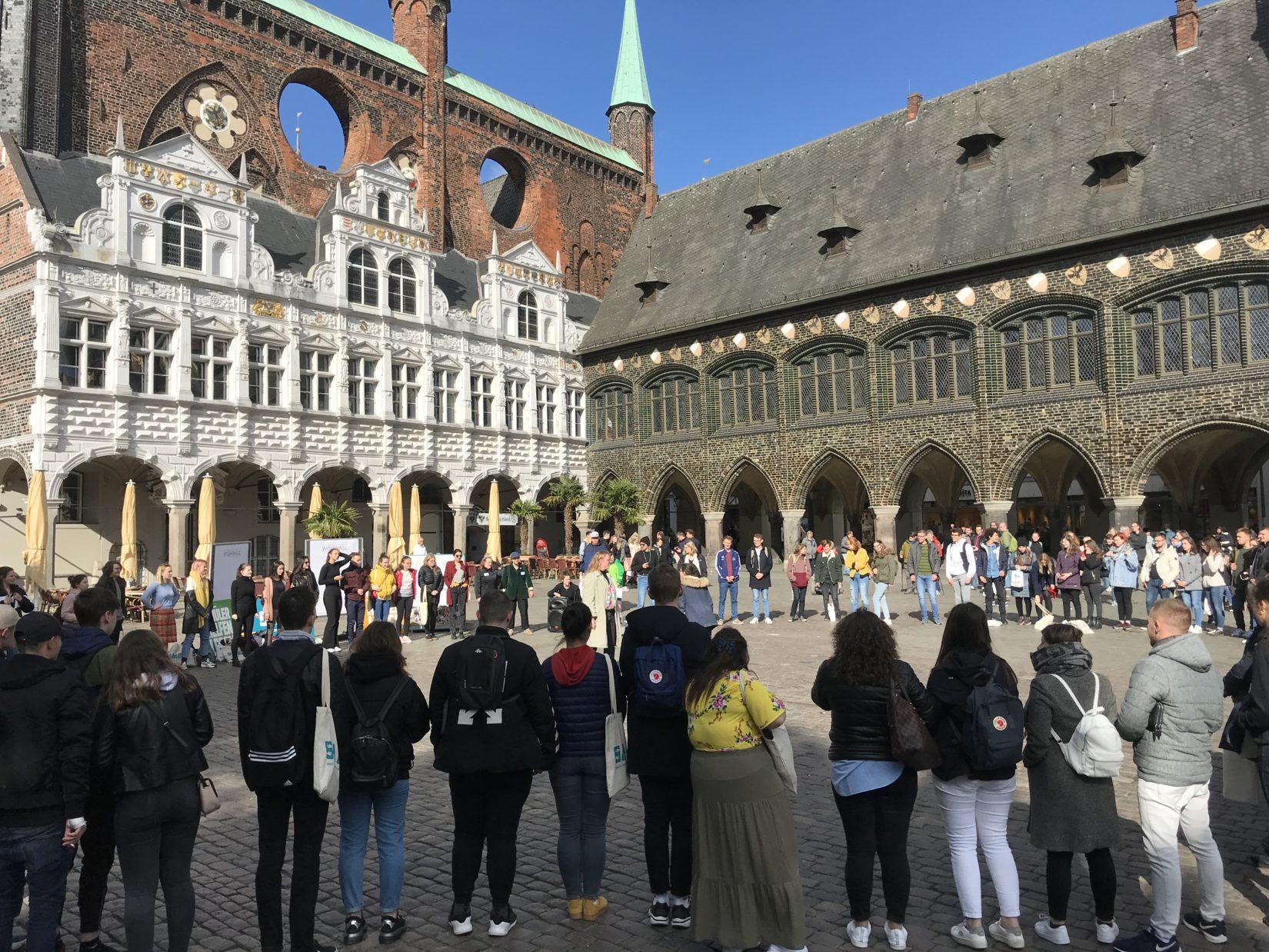 Vom 29.-31.10. kostenlos nach Lübeck zum Seminar