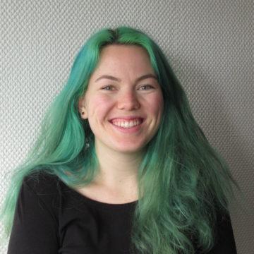 Lisa Elischer – Freiwillige bei Atina