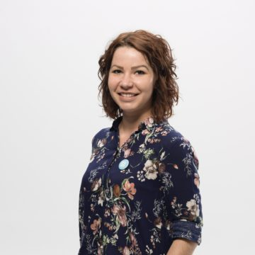 Jelena Brkić – Koordination Jugendaustausch & Fundraising