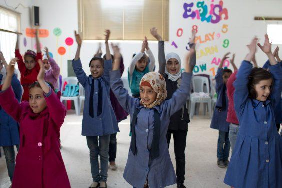 Kinder- und Jugendzentrum Al Shajara