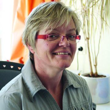 Karen Albrecht – Administration und Controlling