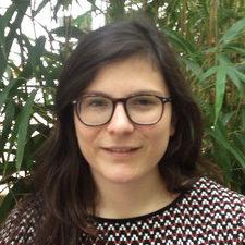 Nathalie Rajević – Teamleitung Kommunikation und Partnerschaften