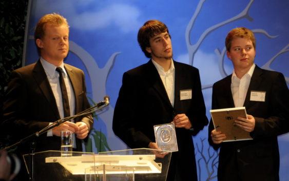 Sonderpreis der Manfred-Lautenschläger-Stiftung beim Feri Stiftungspreis