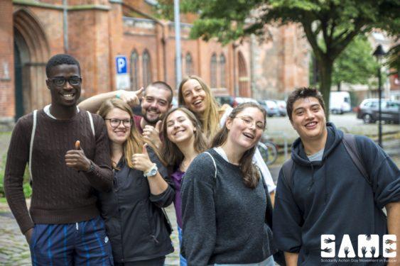 Europäisches Jugendengagement