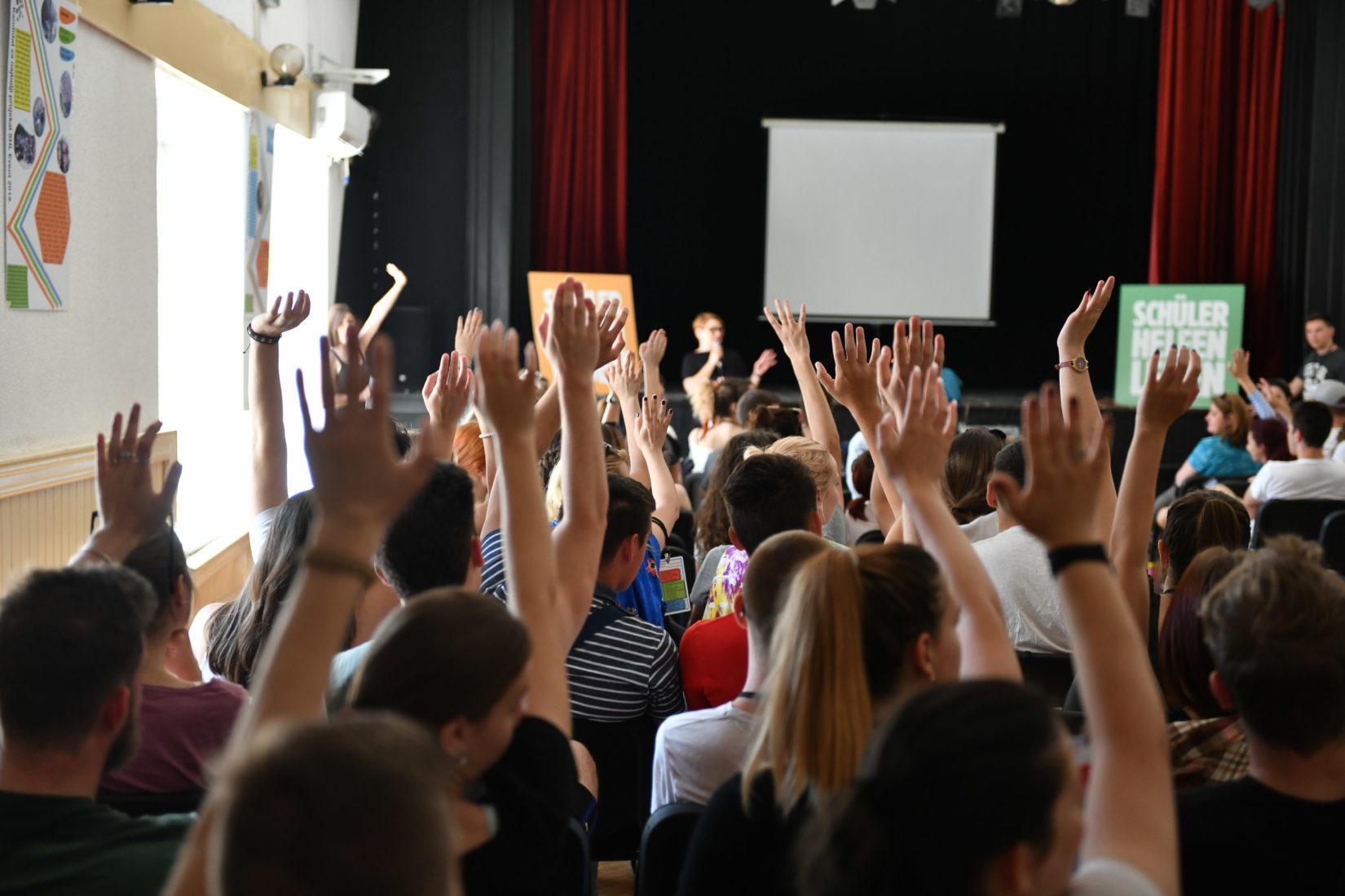 Dabei sein! Erste Sozialer Tag-Konferenz am 21.-23.02. in Lübeck
