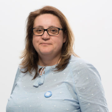 Tatjana Blažević – Assistenz Finanzen und Verwaltung