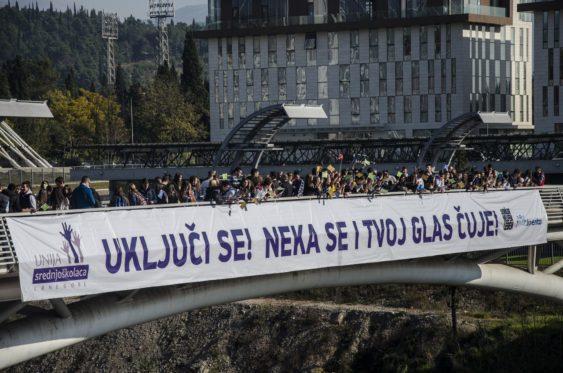 Schüler*innenvertretung in Montenegro