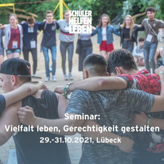 Seminar: Vielfalt leben, Gerechtigkeit gestalten!