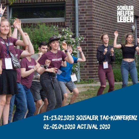 Sozialer Tag-Konferenz