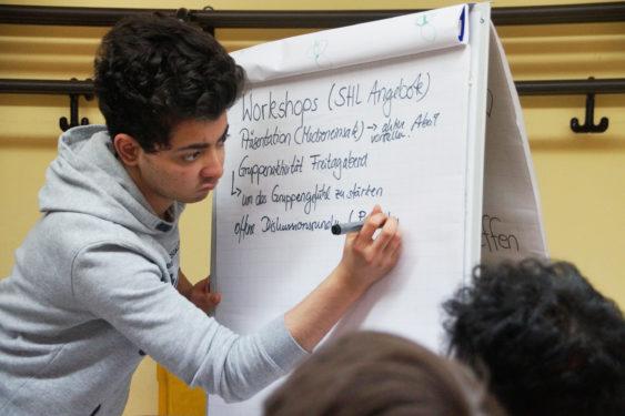 Zur Förderung von sozialen Kompetenzen und der Berufsqualifikation